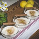 Αρωματικό ρυζόγαλο με κατσικίσιο γάλα