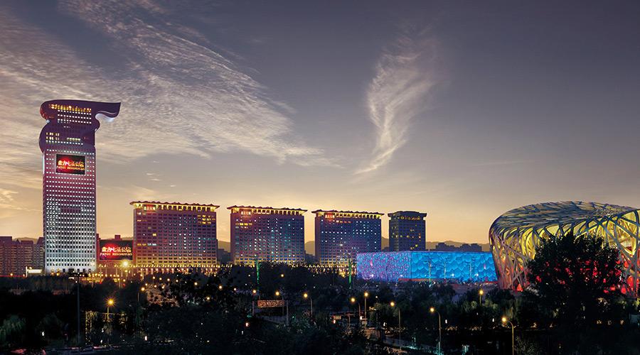 Pangu 7 Star Hotel, Beijing